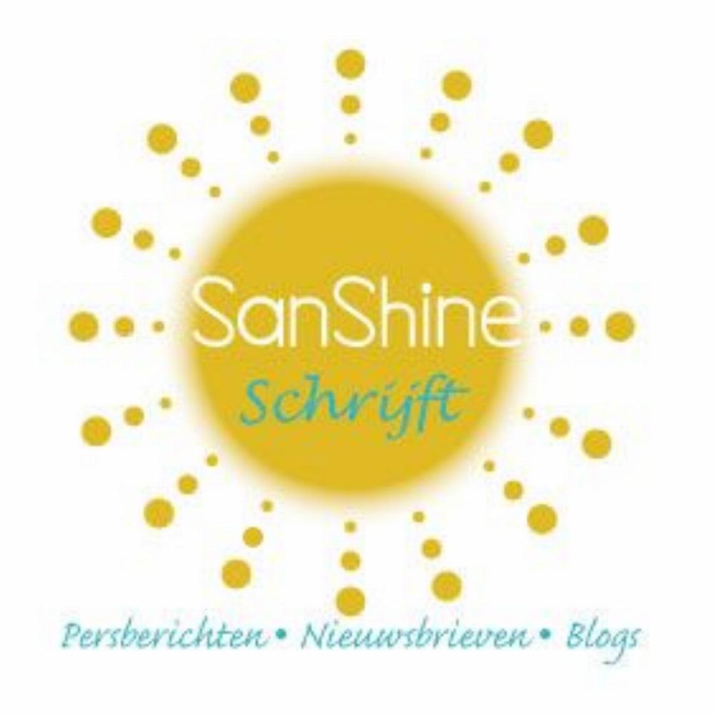 Sanshine Schrijft